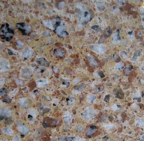 Silestone quartz counter top