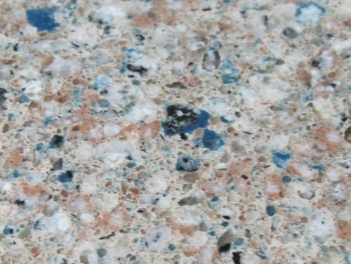 Silestone quartz counter top in Master Bath