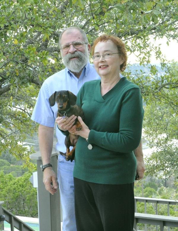 Ed, Zena & Irene Dec 2010