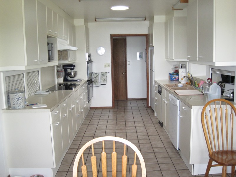 The old kitchen (before)